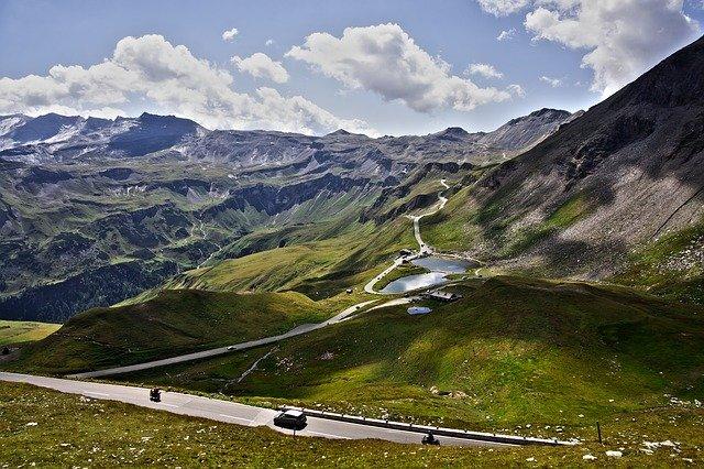 Objavte krásne prírodné scenérie Rakúska
