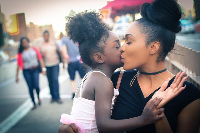 Dieťa potrebuje cítiť lásku