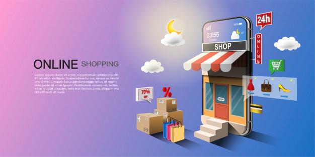 online-shopping-concept-digital-marketing-website-mobile-application_43880-342